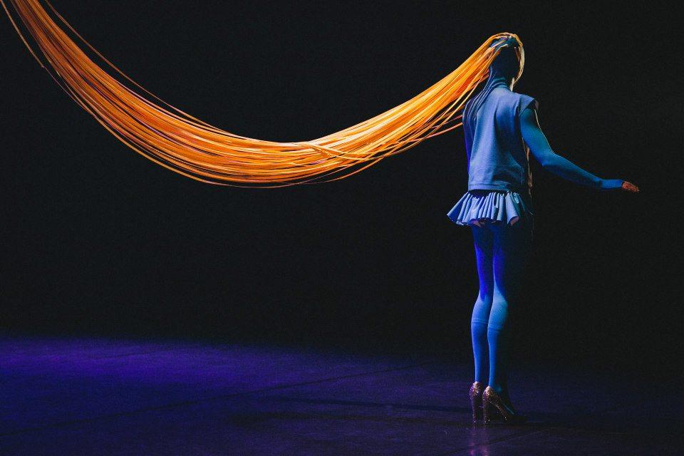 """Dance performance """"New N fairytale"""""""