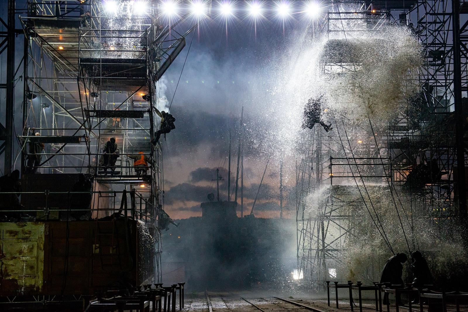 """opera """"Flying Duchman""""  R.Wagner"""